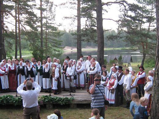 Šventės dalyviai